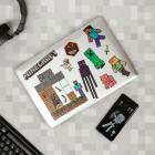 Minecraft Sticker für Laptop, Tablet und Smartphone im 101er Set