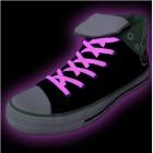 Leuchtende Schnürsenkel - pink