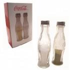 Coca-Cola Gewürzstreuer aus Glas