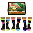 Dino Oddsocks Socken in 39-46 im 6er Set