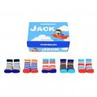 Jack der Pilot Cucamelon Socken für Kleinkinder (5 Paar)