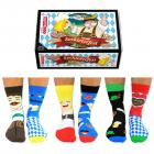 Socktoberfest Oddsocks Socken für Oktoberfest Fans in 39-46 im 6er Set