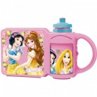 Lunchbox Disney Prinzessin mit Trinkflasche