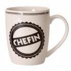 Chefin Kaffeebecher