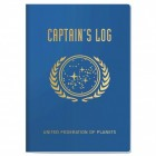 Star Trek Captain's Log Notizbuch in A5