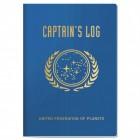 Star Trek Captain's Log Notizbuch in A5