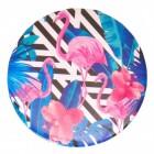 Flamingo Variante 2 Taschenspiegel