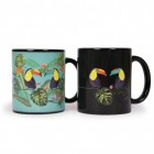 Tropical Kaffeebecher mit Wärmeeffekt