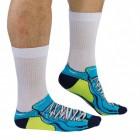 Fußballschuh Socken für Männer im Paar