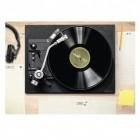 Vinyl Schreibtischunterlage mit 25 Blatt