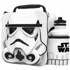 Star Wars Stormtrooper 3D Lunchbox mit Trinkflasche