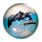 Delfin Briefbeschwerer