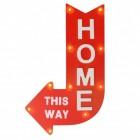 This Way Home Dekolampe