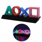 PlayStation Dekolampe mit 3 verschiedenen Leuchtmodi
