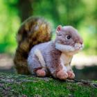 Eichhörnchen Animigos Kuscheltier