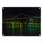 Das Manhattan Bridge Metallschild in 15x20 cm