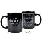 Game of Thrones - Eid der Nachtwache Kaffeebecher