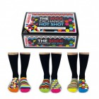Sock Exchange Hot Shot Oddsocks Business Socken in 39-46 im 6er Set
