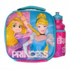 Disney Prinzessin 3D Vesperdose mit Trinkflasche