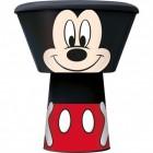 Micky Maus Geschirrset mit Müslischale, Teller und Trinkbecher
