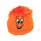 Lachsack Scherzartikel in orange
