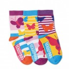Oddsocks Butterfly Socken im 3er Set