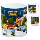 Bönen Weihnachtsmarkt Kaffeebecher