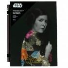 Star Wars Prinzessin Leia Notizbuch mit Bleistift