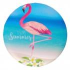 Flamingo Variante 6 Taschenspiegel
