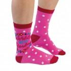 Beste Großmutter Socken für Frauen im Paar