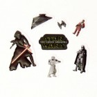 Star Wars 3D Sticker Variante 6 im 7er Set