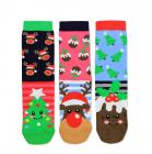 Angel Weihnachten Oddsocks Socken in 37-42 im 3er Set