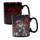Resident Evil - Infected Kaffeebecher mit Wärmeeffekt