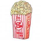 Popcorn Kuscheldecke