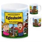 Herzlich Willkommen in Eglosheim Kaffeebecher