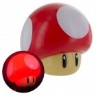 Super Mario Pilz Dekolampe mit Sound