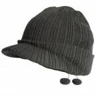 iMusic Mütze mit Kopfhörern - Schirmmütze in grau