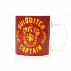 Harry Potter Quidditch Captain Kaffeebecher