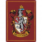Harry Potter Gryffindor Metallschild
