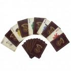 Harry Potter Hogwarts Wappen Spielkarten in schöner Blechdose im 54er Set