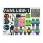 Minecraft Spielwelt Kühlschrankmagnete im 80er Set