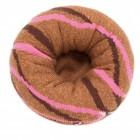 Beerenschokolade Donut Socken im Paar
