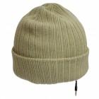 iMusic Mütze mit Kopfhörern - Strickmütze beige/khaki