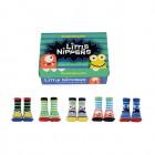 Kleine Monster Cucamelon Socken für Kleinkinder (5 Paar)