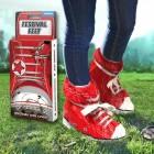 Festival Feet Schuhe - Schuhüberzieher in rot