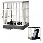 Smartphone-Gefängnis Gadget mit Schloss und Schlüssel