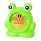 Frosch Seifenblasenmaschine