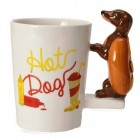 Hot Dog Kaffeebecher