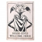 Harry Potter Dobby Blechschild